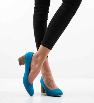 Обувки Sahara Сини