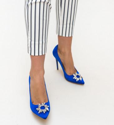Обувки Spiti Сини 2
