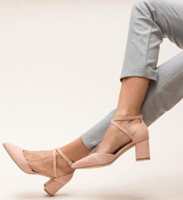 Обувки Theresa Розови