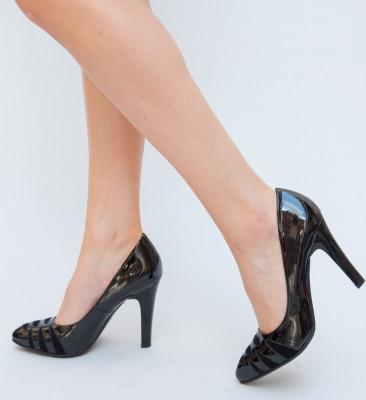 Обувки Zova Черни