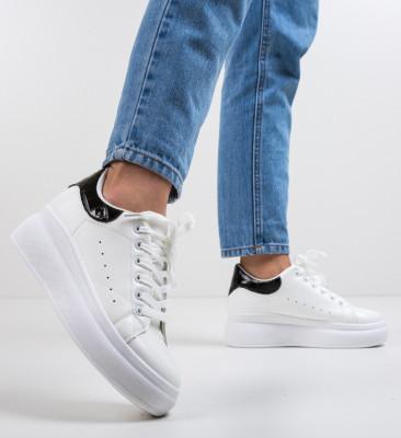 Спортни обувки Aliya Черни