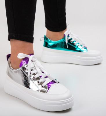 Спортни обувки Bayno Цветен