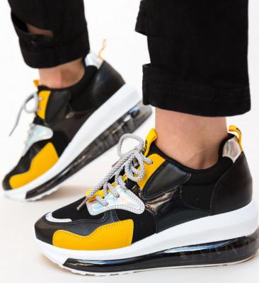 Спортни Обувки Croft Черни
