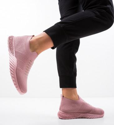 Спортни обувки Cullen Розов