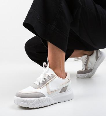 Спортни обувки Dodd Бежов