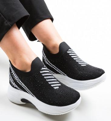 Спортни обувки Farre Черни