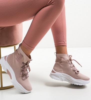 Спортни обувки Hunt Розов