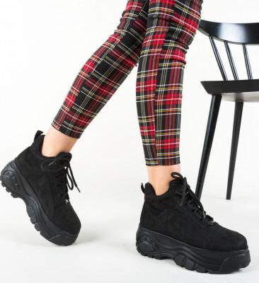 Спортни обувки Infinito Черни