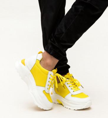 Спортни Обувки Marone Жълти