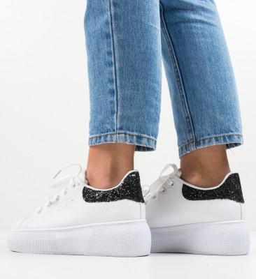 Спортни обувки Mayer Бели