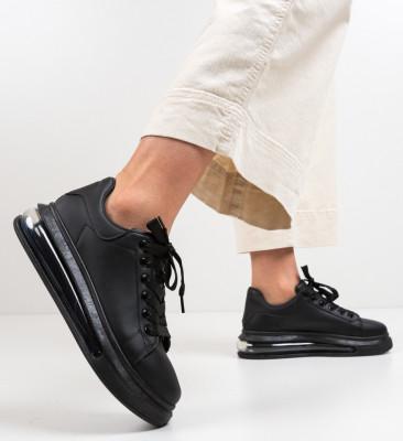 Спортни обувки Nasa Черни