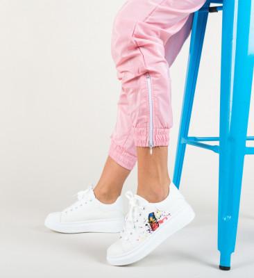Спортни обувки Pejah Бели