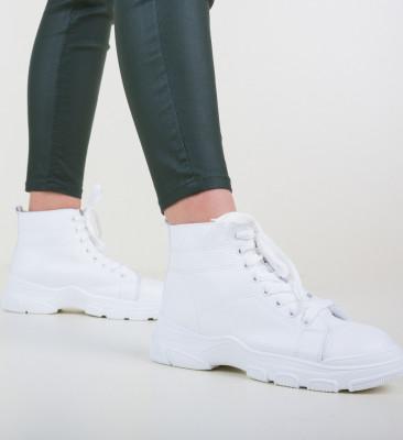 Спортни обувки Popicko Бели