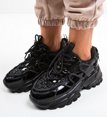 Спортни обувки Sboca Черни