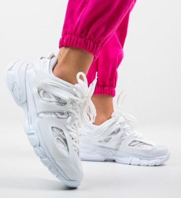 Спортни обувки Serio Бели