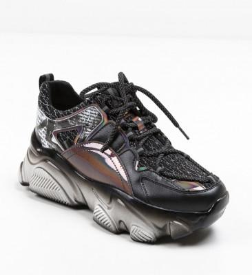 Спортни обувки Solkaus Черни