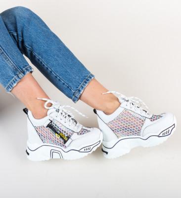 Спортни обувки Sprank Бели