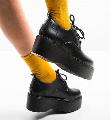 Ежедневни обувки Alay Черни