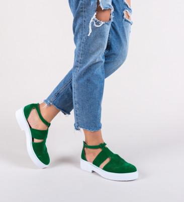 Ежедневни обувки Astonso Зелени