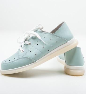 Ежедневни обувки Bessie Тюркоаз