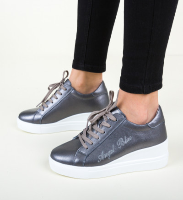 Ежедневни обувки Daisie Сив