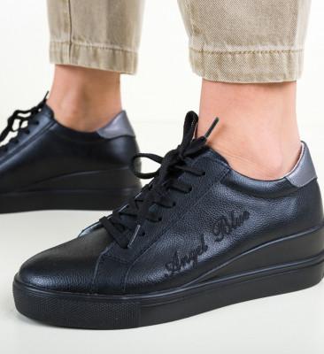 Ежедневни обувки Daisie Черни