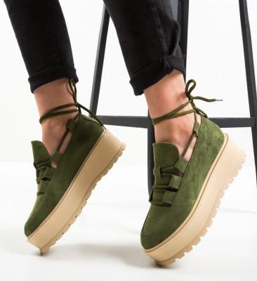 Ежедневни обувки Dreaam Зелени