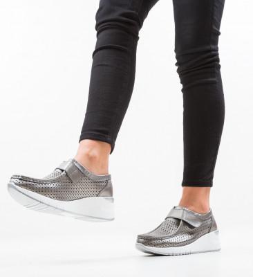 Ежедневни обувки Farza Сив