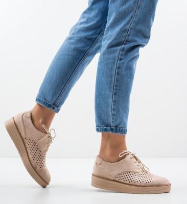 Ежедневни обувки Femar Бежов