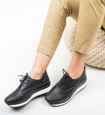 Ежедневни обувки Gough Черни