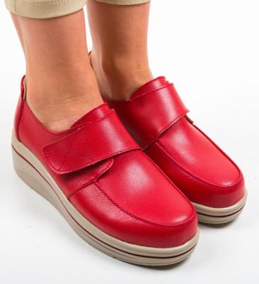 Ежедневни обувки Hausberg Червени