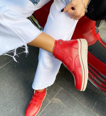 Ежедневни обувки Jabal Червени