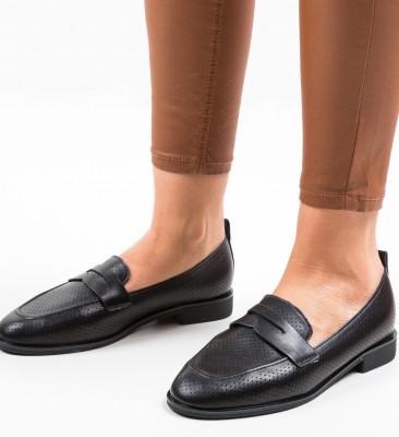 Ежедневни обувки Lorem Черни