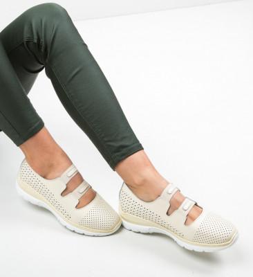 Ежедневни обувки Lott Бежов