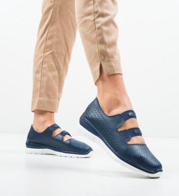 Ежедневни обувки Lott Тъмносин