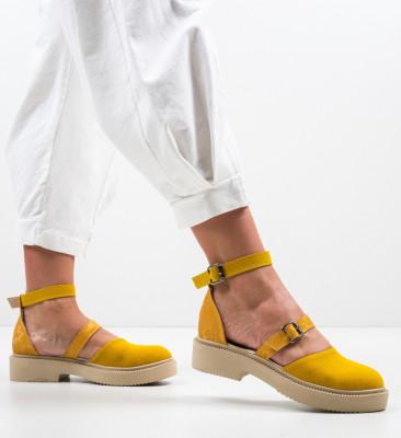Ежедневни обувки Negan Жълти