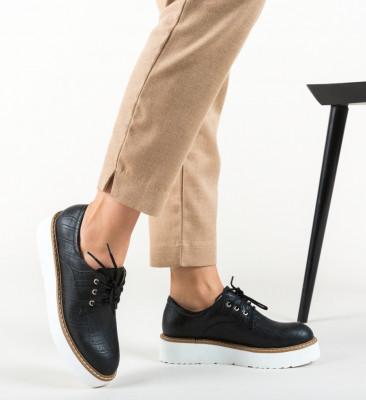 Ежедневни обувки Pruto Черни