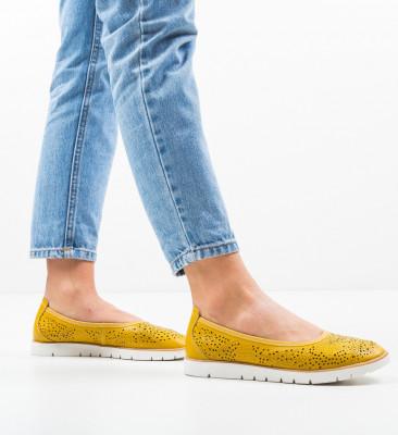 Ежедневни обувки Regan Жълти