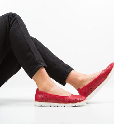 Ежедневни обувки Regan Червени