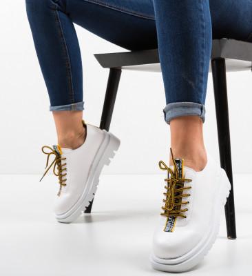 Ежедневни обувки Ryan Бели