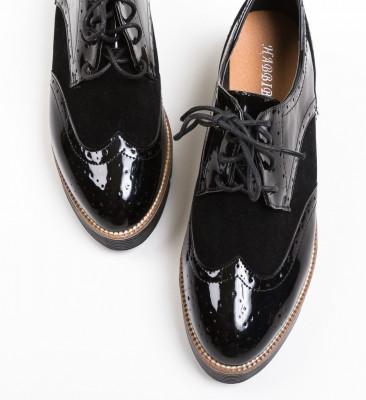 Ежедневни обувки Sosari Черни