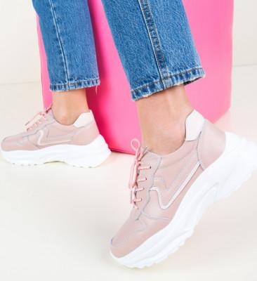 Ежедневни обувки Walsh Розов