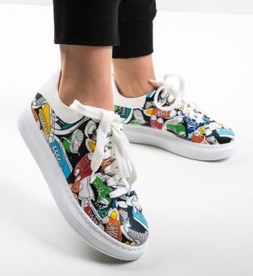 Ежедневни обувки Weber 4 Многоцветни
