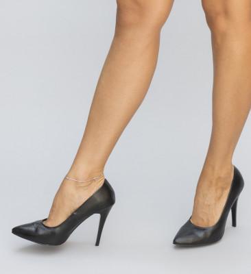 Обувки Ивес Черни