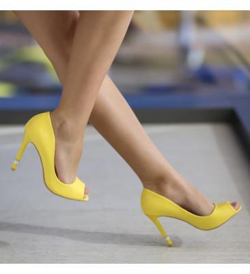 Обувки Пабло Жълти