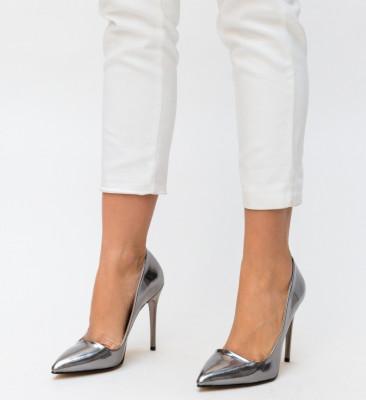 Обувки Alya Сиви