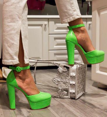 Обувки Atkins Зелени