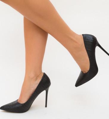 Обувки Carten Черни