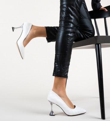 Обувки Celine Бели