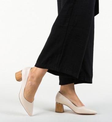 Обувки Devon Бежов